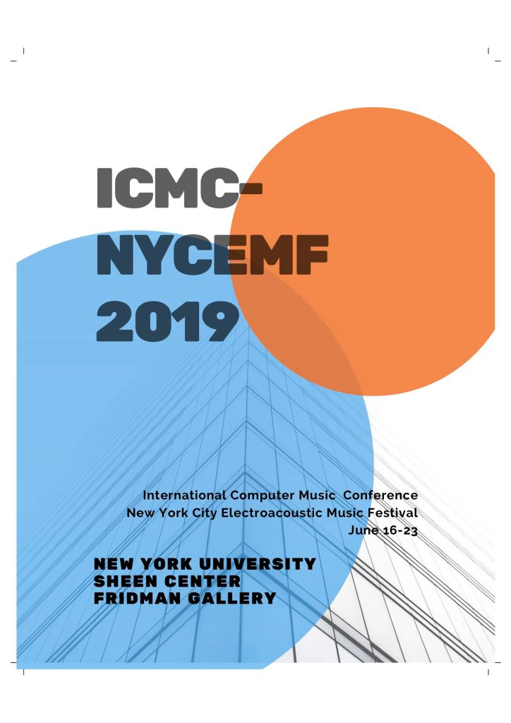 NYCEMF program cover
